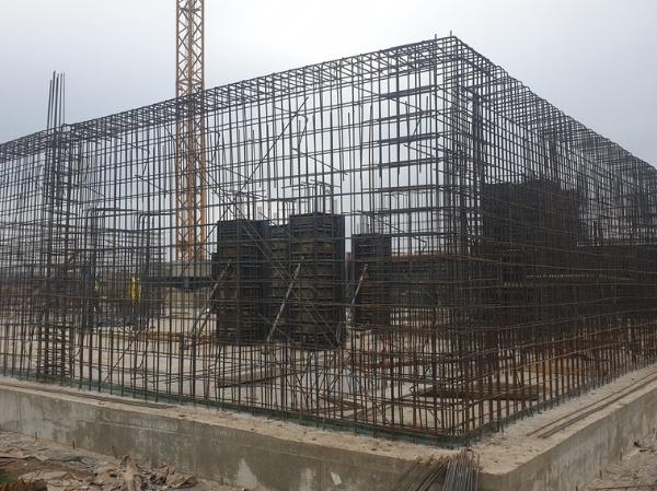 dziennik budowy 25 listopada 2019