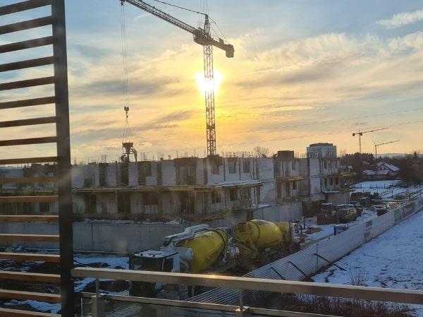 dziennik budowy budynek a 29 stycznia
