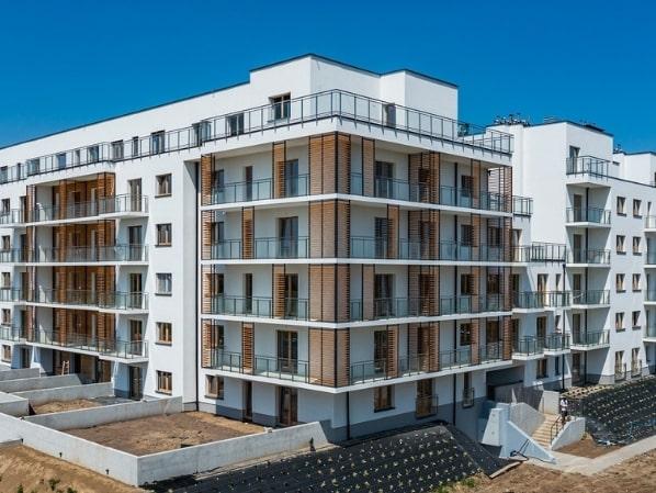 dziennik budowy osiedle miła budynek b 1 lipca 2021