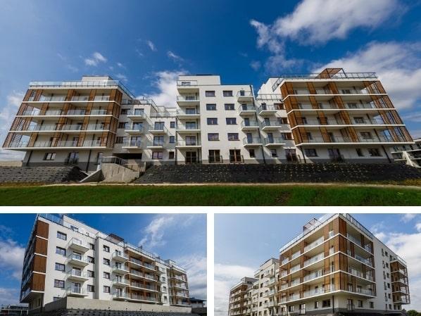 osiedle miła budynek b 4 sierpień 2021